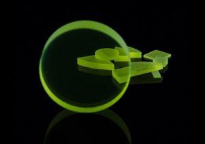 LuAG(ce)晶体